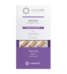 VASAYO Neuro | Brain-boosting Nutrients